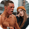 Selfie with Nate Diaz: Nate Diaz wallpapers app apk icon