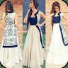 Indo Western Dress Design 2019 app apk icon