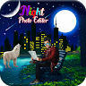 Night Photo Editor - Night Photo Frames app apk icon