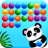 Panda Bubble Shoot game apk icon