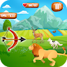 Archery Animal Hunter game apk icon