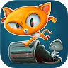Kylie Cat Rush - Cat Run game apk icon