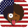 BlackMoji : Your Black and Brown Stickers nd Emoji app apk icon