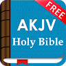 Holy Bible AKJV - American King James Version app apk icon