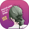 download Hairstyles step by step ( Fashion 2019 ) apk