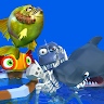 Sharks in the pool game apk icon
