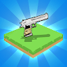 Gun Smith Factory: merge weapon crafting game apk icon