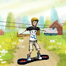 Village Road Rush game apk icon