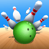 Idle Tap Bowling game apk icon