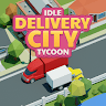 Idle Delivery City Tycoon: Cargo Transit Empire apk icon