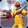 Real Fire Truck Simulator 2020: City Rescue Driver apk icon