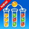 Balls Sort 3D: Color Puzzle Game icon