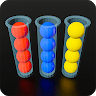 Color Sort 3D: Fun Sorting Puzzle - Ball Stack Game icon