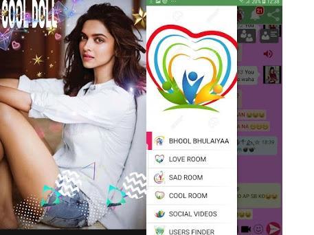 Beautiful Girls Free Online Chat... preview screenshot