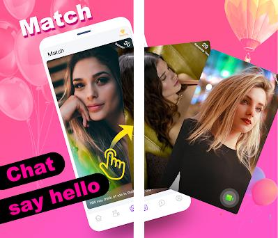 Meebo - Girl chat app online dating, hot video preview screenshot