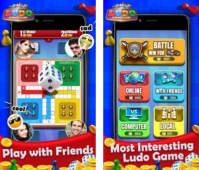 Ludo Kingdom - Ludo Board Online Game With Friends preview screenshot