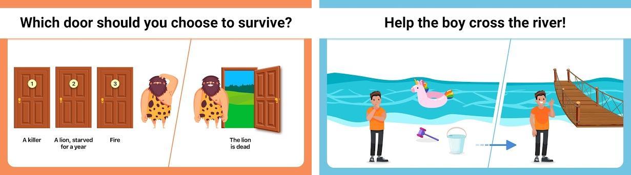 Easy Game: juegos de pensar y acertijos engañosos Capturas de pantalla