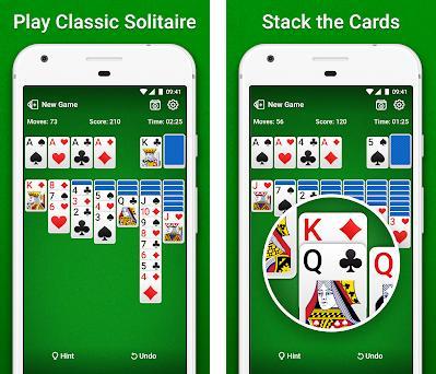 Solitaire – Classic Klondike Card Game Capturas de pantalla