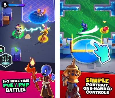 Super Battle League Capturas de pantalla