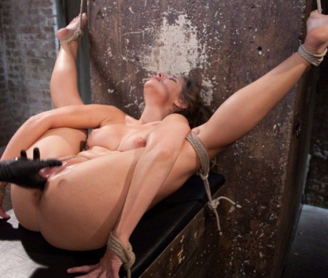 Fresh Meat In Extreme Bondage Suffering Through Torment And Squirting Orgasms Kink