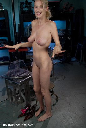 Photo Number 15 From Amateur Girl Fridays A New Series On Fuckingmachines Shot For Fucking