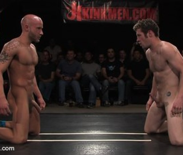 Naked Kombat On Kink Gay Hardcore Naked Wrestling