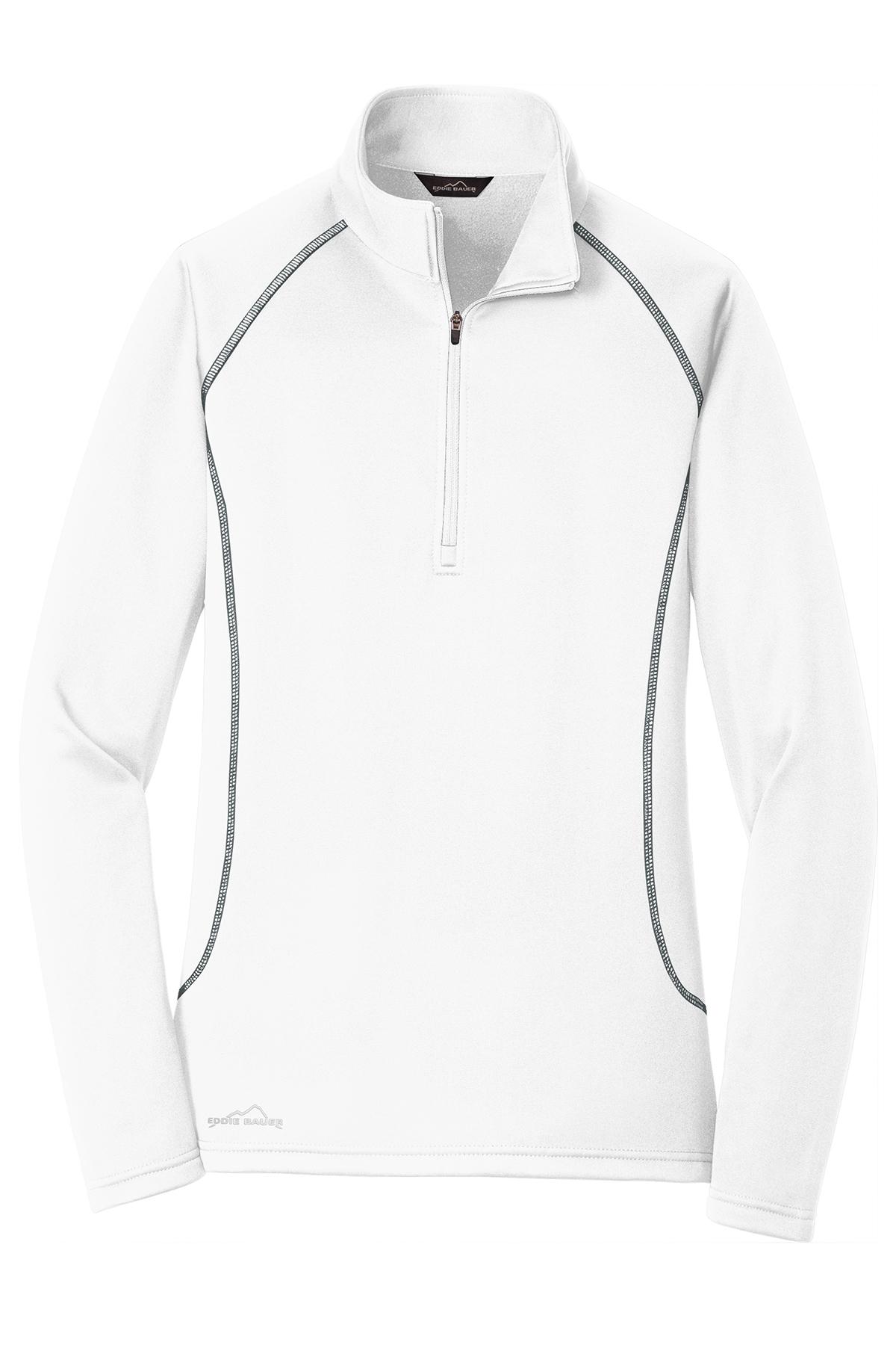 Edbauer La S Smooth Fleece Base Layer 1 2 Zip
