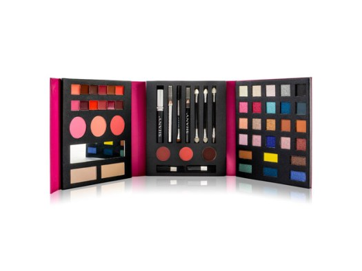 SHANY Beauty Book Makeup Kit – All in one Travel Makeup Set - 35 Colors Eye shadow , Eye brow , blushes, powder palette ,10 Lip Colors, Eyeliner & Mirror - Holiday Makeup Gift Set for $18 2