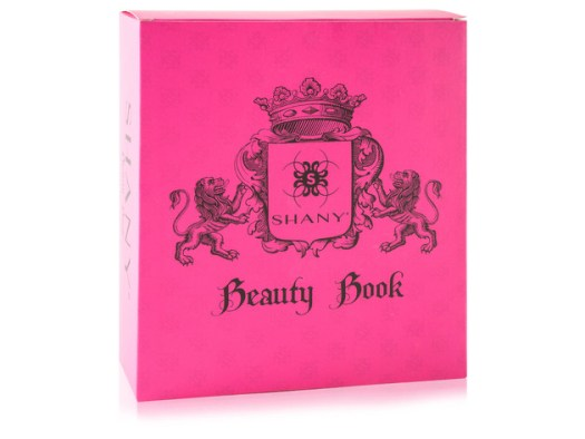 SHANY Beauty Book Makeup Kit – All in one Travel Makeup Set - 35 Colors Eye shadow , Eye brow , blushes, powder palette ,10 Lip Colors, Eyeliner & Mirror - Holiday Makeup Gift Set for $18 3