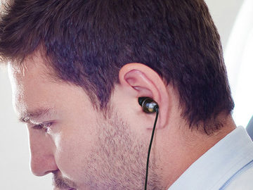 ISOtunes® Wired Noise-Isolating Earbuds
