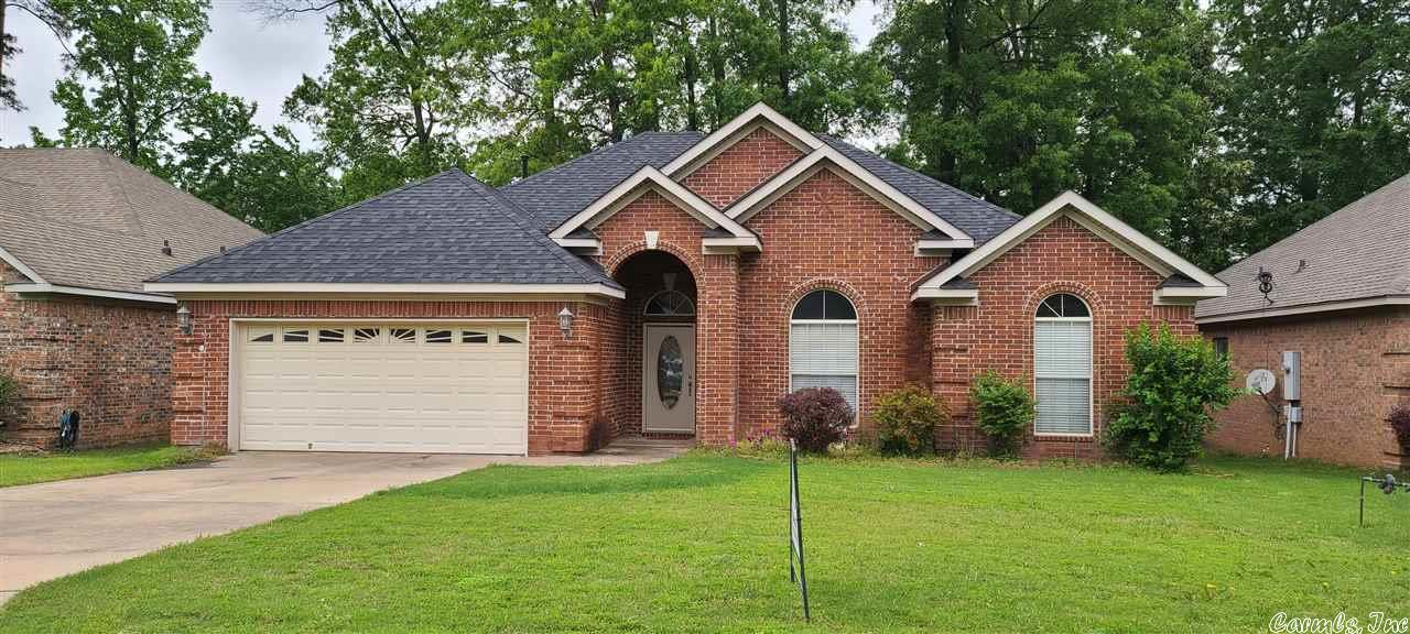 patio homes maumelle ar for sale