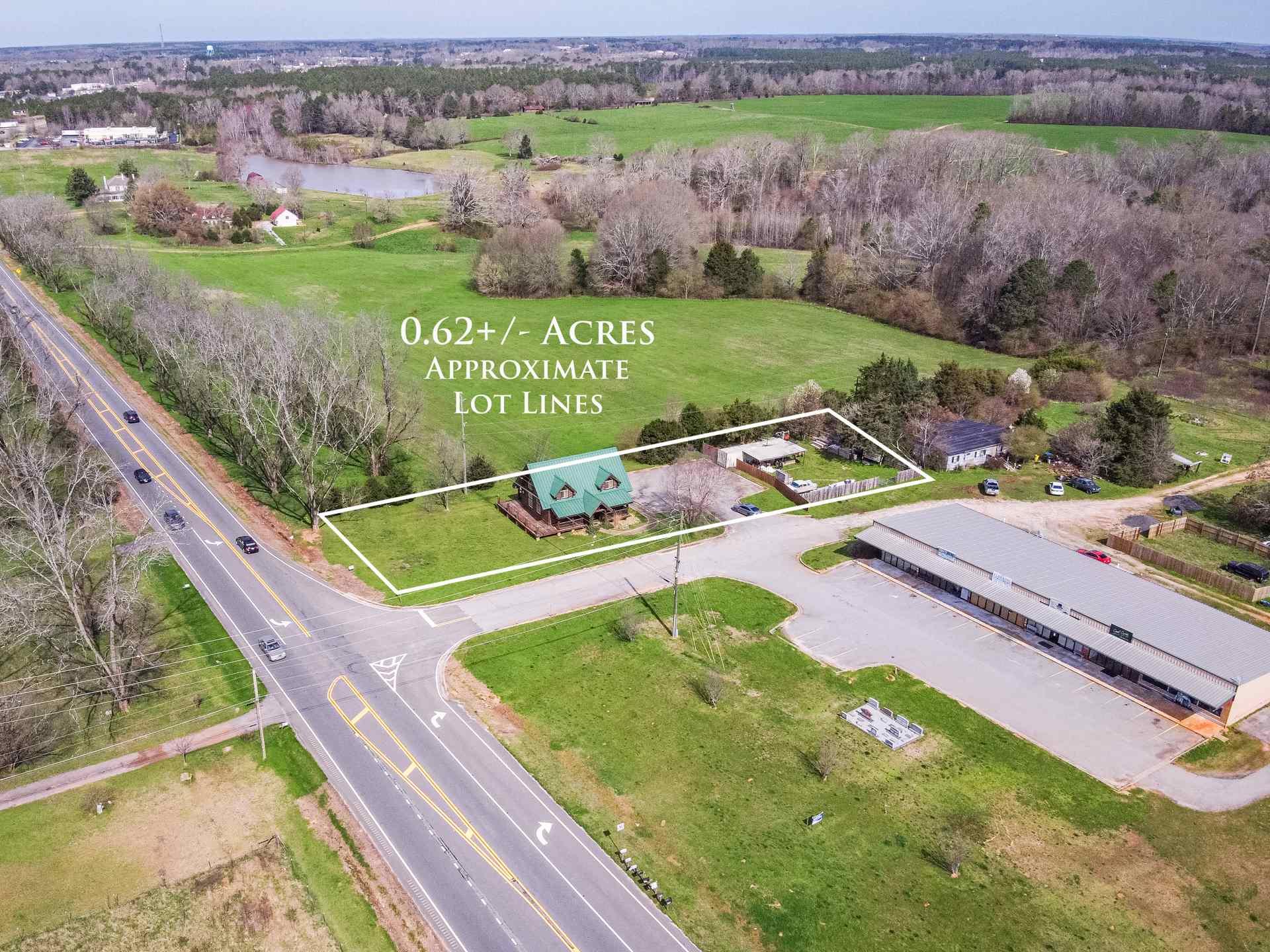 Property for sale at 2470 EATONTON ROAD, Madison,  Georgia 30650
