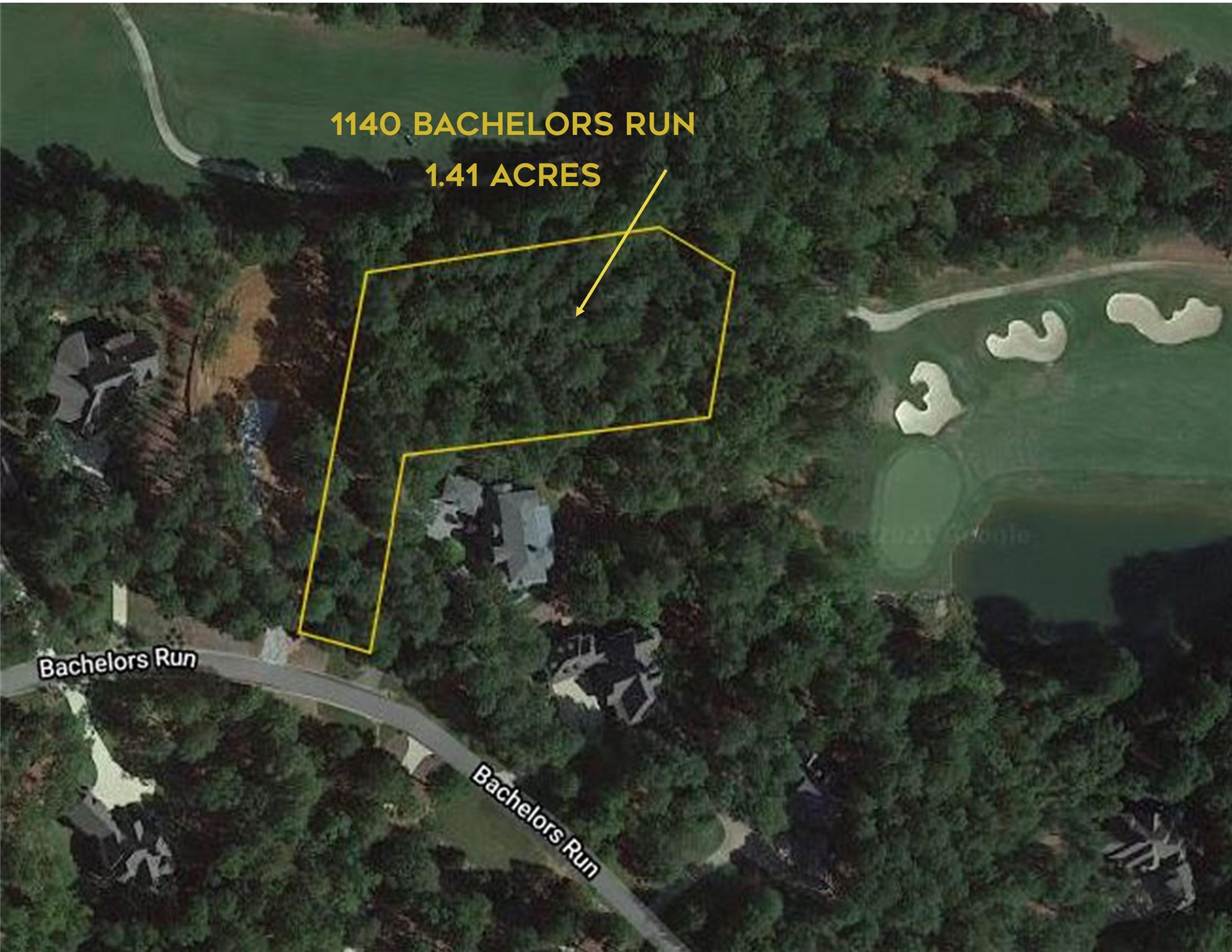 Property for sale at 1140 BACHELORS RUN, Greensboro,  Georgia 30642