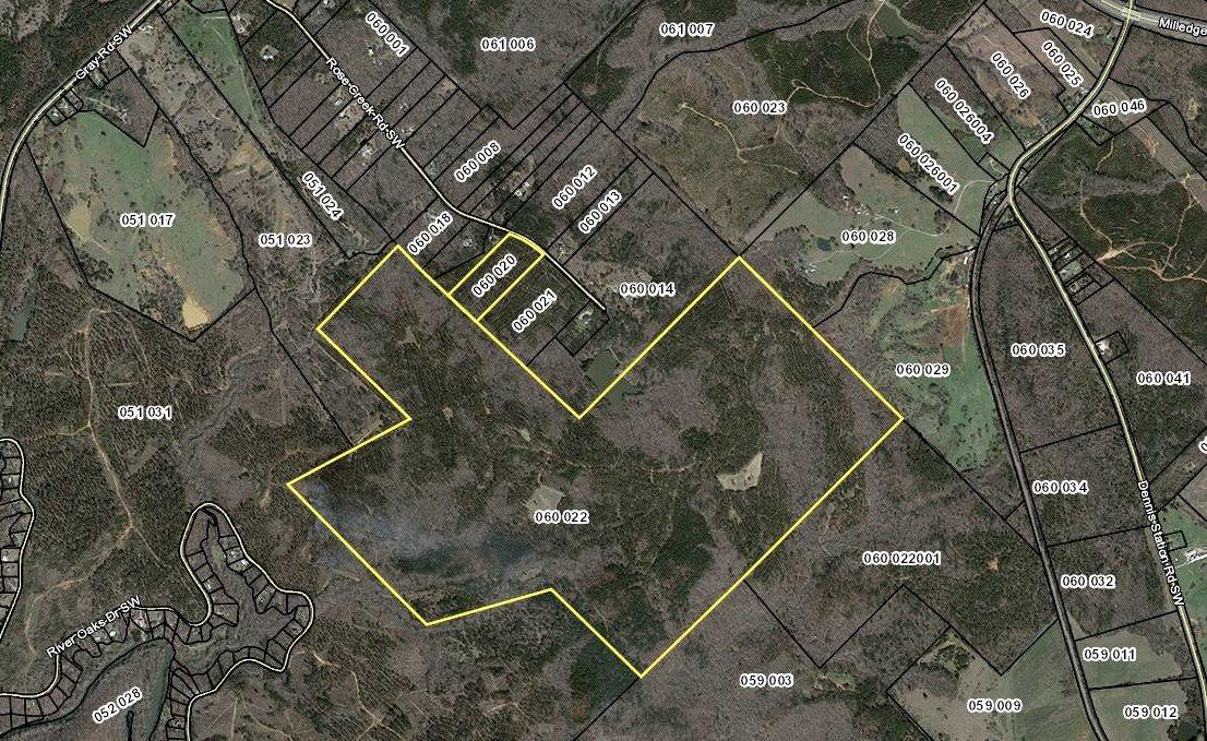 Property for sale at 00 ROSE CREEK ROAD, Eatonton,  Georgia 31024