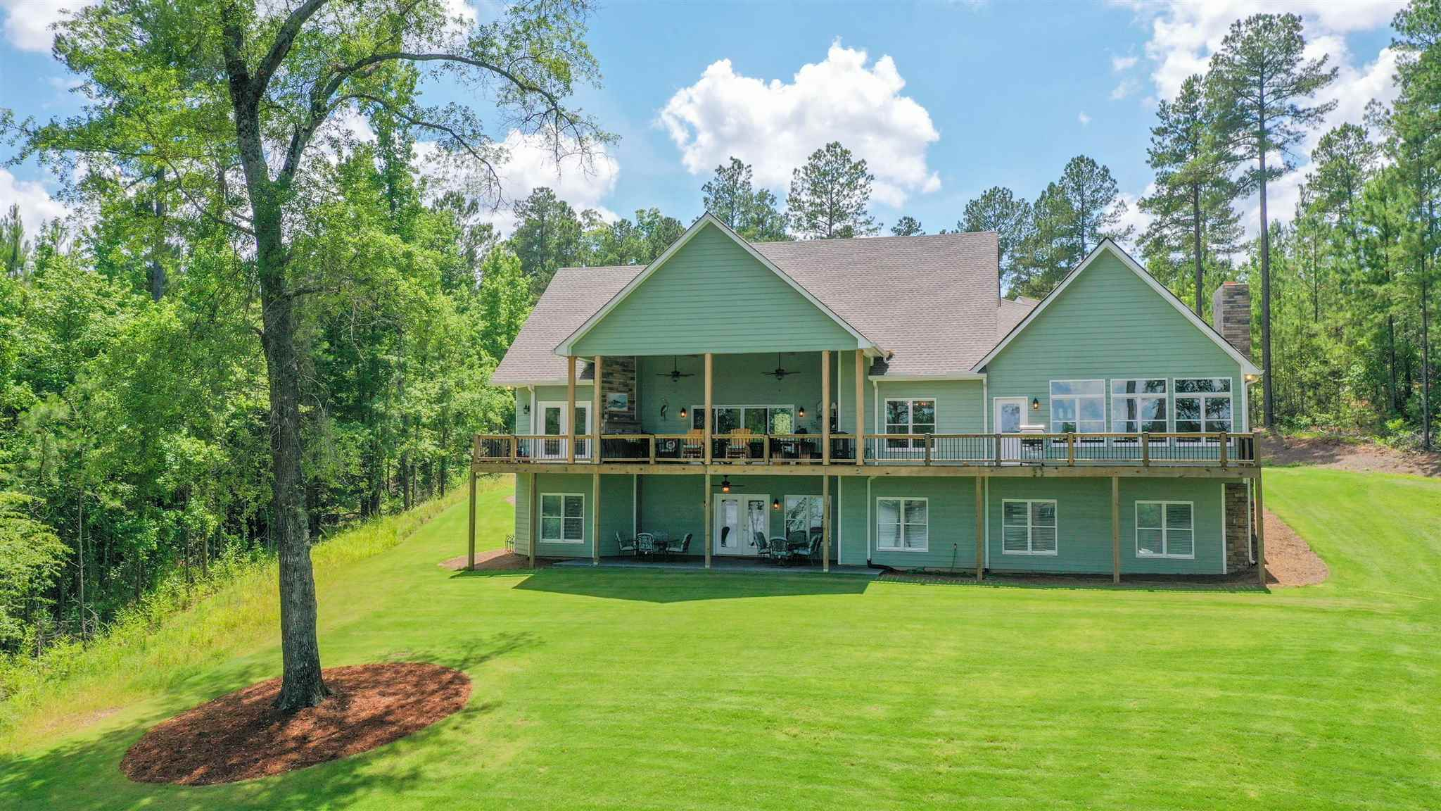 Property for sale at 654 PARHAM ROAD, Milledgeville,  Georgia 31061