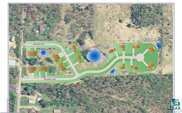 Property for sale at Lots 9-10 Mesabi Ln, Hibbing,  MN 55746