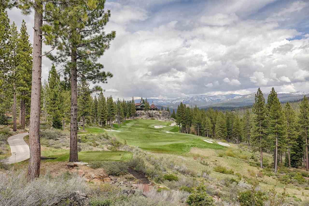Your chance to build your Tahoe dream home in the luxurious and exclusive community of Martis Camp. Privately nestled on a gentle downslope, this 1.6-acre large homesite is situated on a cul-de-sac with stunning views of the Carson Range.