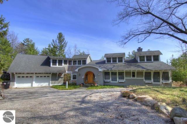 Property for sale at 1192 E Traverse Lake Road, Cedar,  MI 49621