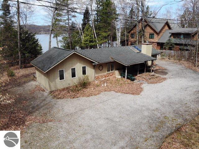 Property for sale at 6084 S Snug Harbor Lane, Cedar,  MI 49621