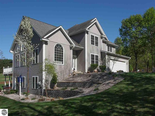 Property for sale at 11335 S Ramblewood Drive, Cedar,  MI 49621