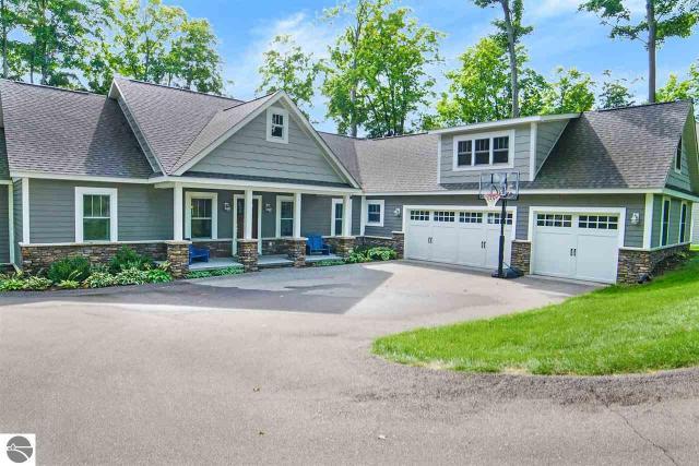 Property for sale at 5577 S Spyglass Ridge Drive, Suttons Bay,  MI 49682