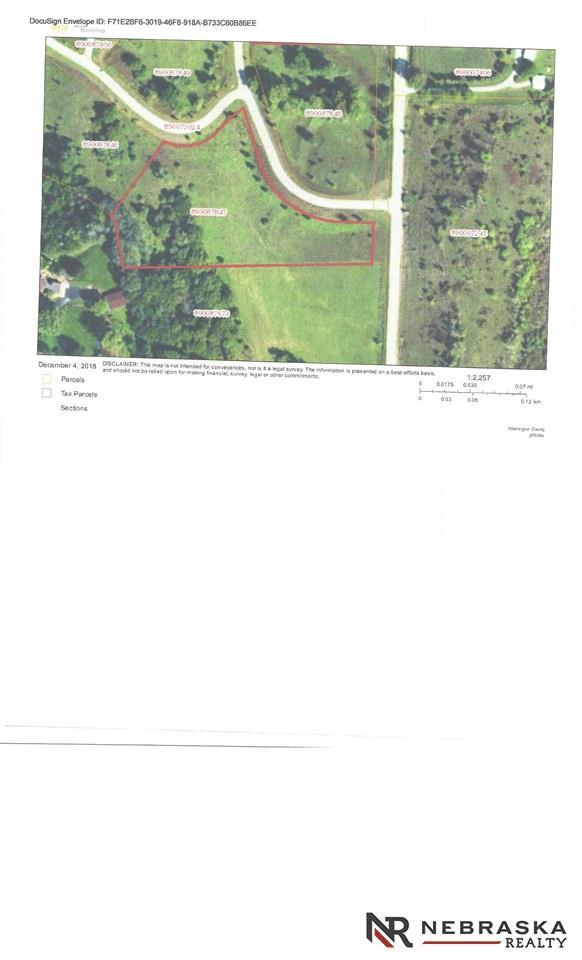 Property for sale at Lot R1 Majestic Oaks Road, Fort Calhoun,  Nebraska 68023