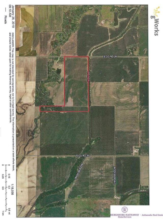 Property for sale at County Road 29 & X, Fremont,  Nebraska 68025