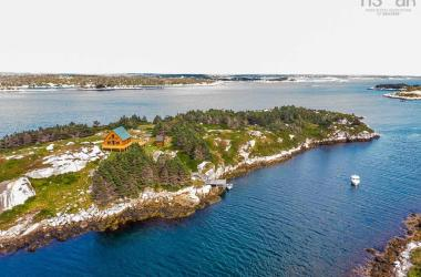 8 Simmons Island, West Dover, NS B3Z 3S4, 2 Bedrooms Bedrooms, ,1 BathroomBathrooms,Residential,For Sale,8 Simmons Island,202019018
