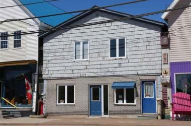 237 Main Street, Parrsboro, NS B0M 1S0, ,Commercial,For Sale,237 Main Street,202024971