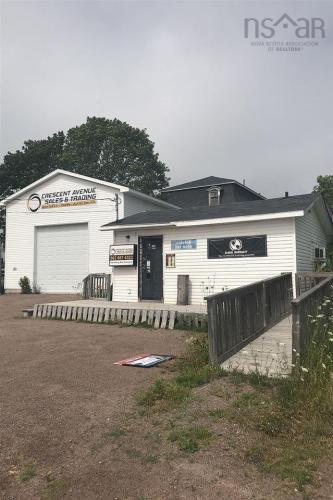 21 Crescent Avenue, Amherst, NS B4H 1V2, ,Commercial,For Sale,21 Crescent Avenue,202025076