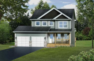 Lot 126 153 Coulter Crescent, Oakfield, NS B2T 0N5, 3 Bedrooms Bedrooms, ,2 BathroomsBathrooms,Residential,For Sale,Lot 126 153 Coulter Crescent,202025341