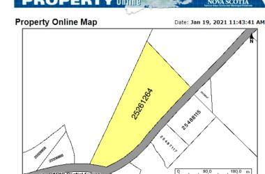 1865 Valley Road, River Philip, NS B0M 1S0, ,Vacant Land,For Sale,1865 Valley Road,202100799