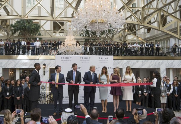 Image result for Images Trump's International Hotel in DC