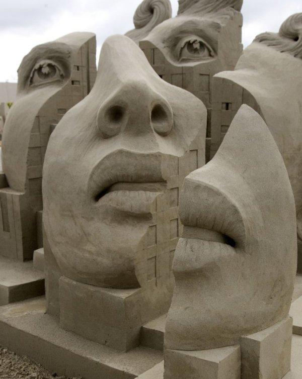 World Champion Sand Sculpture Championships